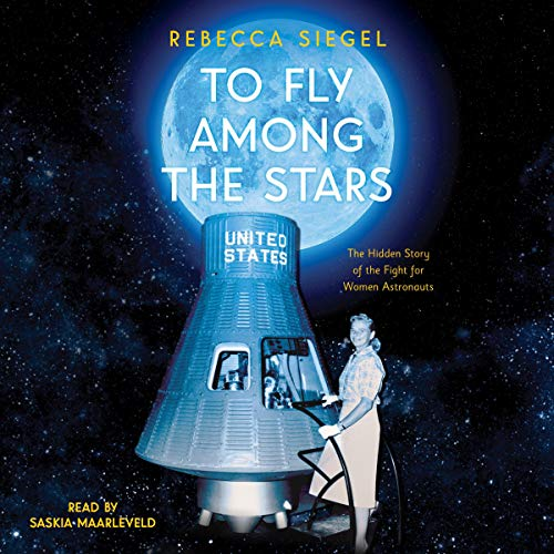 To Fly Among the Stars audiobook cover art