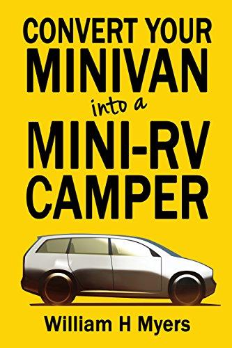 Convert your Minivan into a Mini RV Camper: How to convert a...