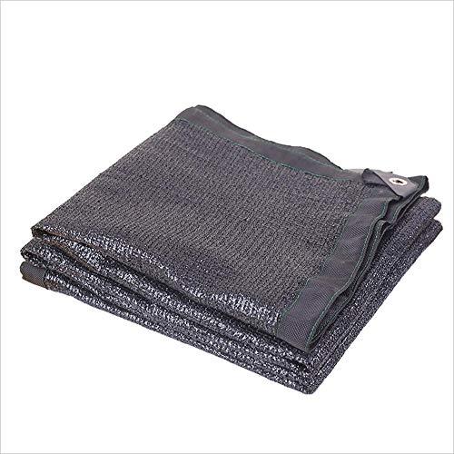 Fil résistant UV de filet d'ombre de tissu d'ombre de 6 bornes (taille : 6 * 6m)