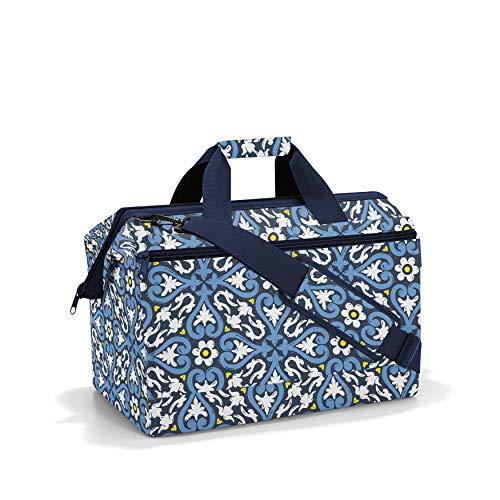 Reisenthel Unisex Allrounder L Pocket Reisetasche, blau, 32 L