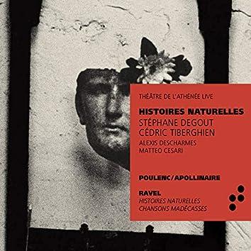 Histoires naturelles (Live at Théâtre de l'Athénée)