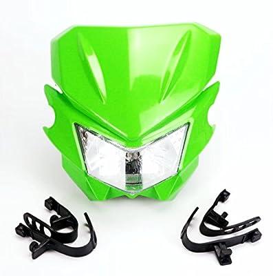 SUCAN Universal Headlights For KTM Honda Yamaha Kawasaki Suzuki MX Dirt Pit Bike