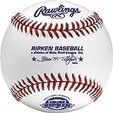 Rawlings RCAL1 Ripken Competition Grade Youth Baseballs, Box of 12 Balls