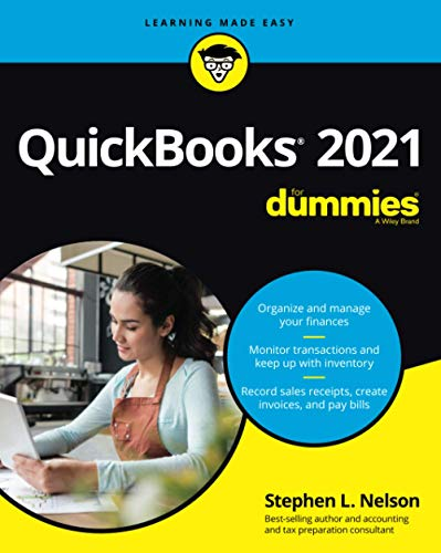 QuickBooks 2021 For Dummies
