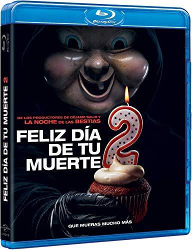 Feliz Día De Tu Muerte 2 [Blu-ray]