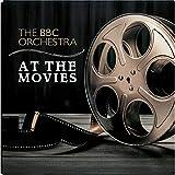 INTEMPO Disco de Vinilo LP EE2281 BBC Orchestra At The Movies con Bandas sonoras remasterizadas, 12 Pulgadas, Incluye: Star Wars, Moulin Rouge y Mucho más, Negro, 31cm x 31cm x 0.4cm