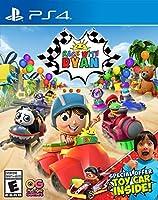 Race With Ryan ビデオゲーム PS4専用 トイカー付き