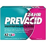 Prevacid 24 Hr Acid Reducer Capsules - 42 ct, Pack of 2