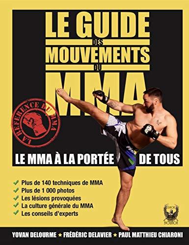 Le guide des mouvements du MMA