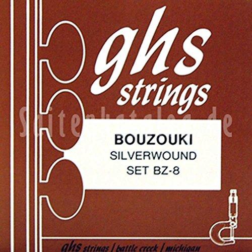 GHS BZ 8 Griechisches Bouzouki 8-saitig