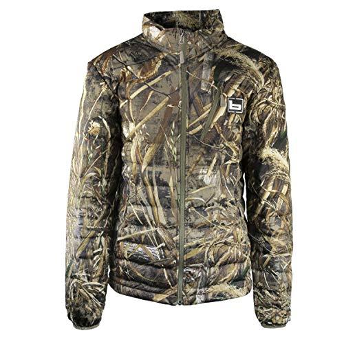 TITLE_Banded Men's Ultra-light Down Jacket