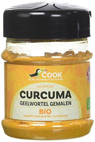 Cook Curcuma Poudre Pot Bio 80 G