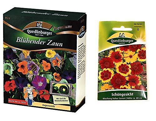 Blühender Zaun | Blumenwiese | 1x Schöngesicht kostenlos