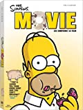 Tbe Simpsons Movie (Full Screen) [DVD]