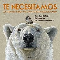 Te necesitamos: 138 par Jose Luis Gallego