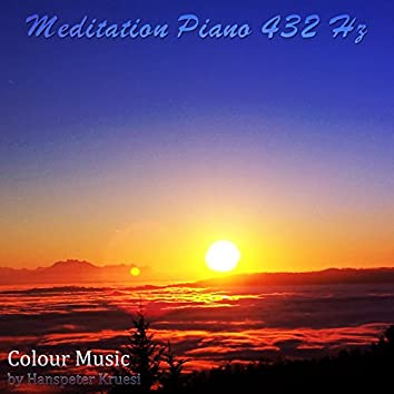 Meditation Piano 432 Hz
