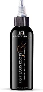Righteous Roots Rx 4fl oz - Growth, Anti Frizz and Thickener (Previously known as Hair RX)