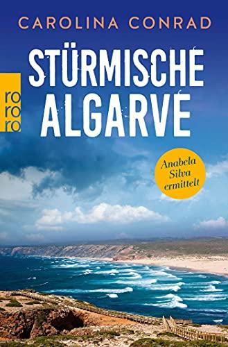 Buchseite und Rezensionen zu 'Stürmische Algarve' von Carolina Conrad