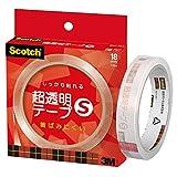 ジャパン 超透明テープS 紙箱 BH-18NBH-18N