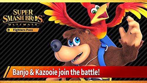 Super Smash Bros.Ultimate:Challenger Pack3 - Nintendo Switch [Digital Code]
