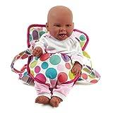 Bayer Chic 2000 782 17 Puppen-Tragegurt, Puppentrage, pink