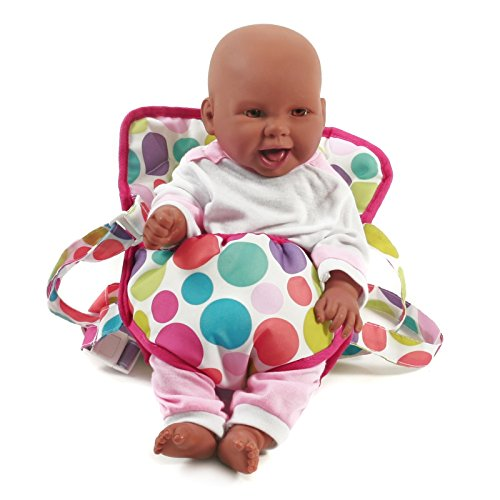 Bayer Chic 2000 782 17 Portabebés para muñecas, Pinky