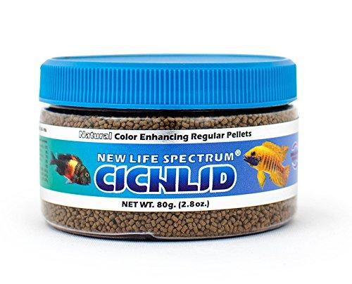 New Life Spectrum Cichlid 80g (Naturox Series)