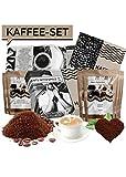 Kaffee Geschenkset Kaffee Geschenkbox | 5x60g Kaffee Weltreise Geschenkidee für Frauen Freundin | Kaffeebox Geburtstag Weihnachten