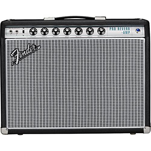 Fender 68 Custom Pro Reverb · Amplificador guitarra eléctrica