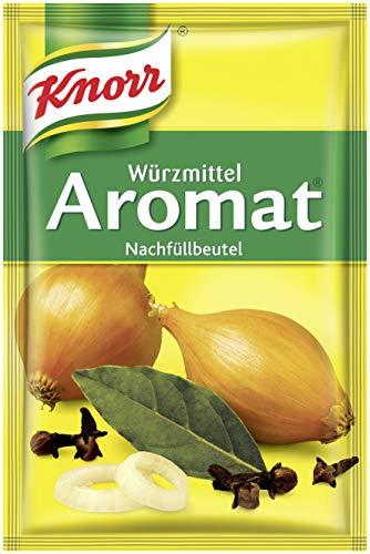 Knorr Würzmittel zur geschmacklichen Verfeinerung von Speisen (Aromat Nachfüllbeutel) 3 x 100 g