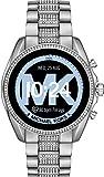 Michael Kors Access - Reloj Inteligente Bradshaw 2 con tecnología Wear OS de Google con frecuencia cardíaca, GPS, NFC y notificaciones de Smartphone - MKT5088