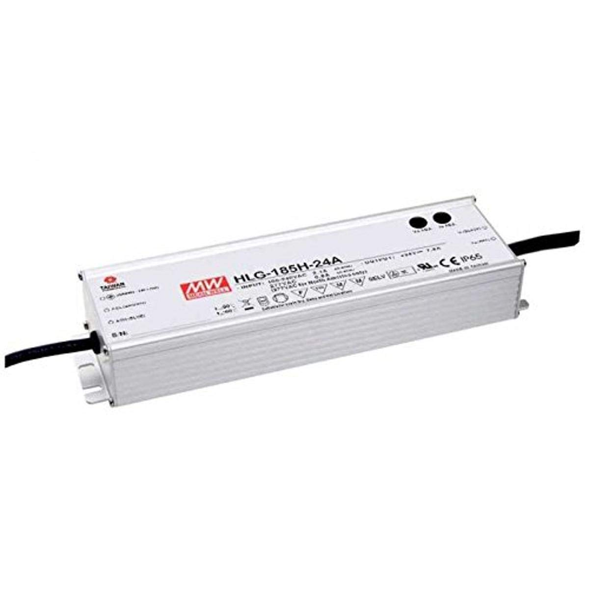 LED Driver Single Output Switching Power Supply 185 Watt 12V @ 13A A Model, 185W