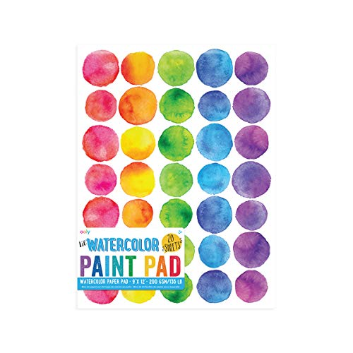 Lil' Watercolor Paint Pad - 1 PC