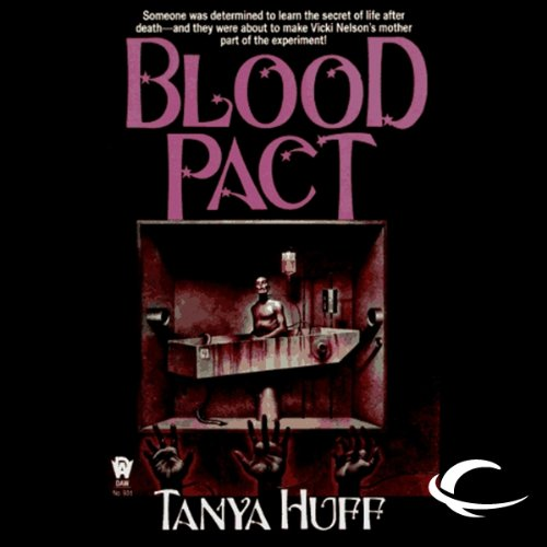 Blood Pact audiobook cover art
