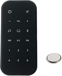 Remote Control for Bose SoundBar 500 with Battery