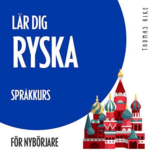 Lär dig ryska - språkkurs för nybörjare cover art