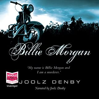 Billie Morgan cover art