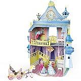 CubicFun 3D Puzzle Puppenhaus Bausätze mit Möbeln Märchen Prinzessin Schloss DIY Papier Handwerk...