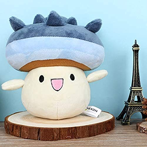 Hxcuza The Story of The Plush Toy Maple Tree Horny Mushroom Plush Stuffed Toy