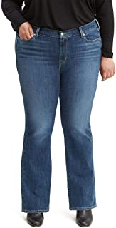 Levi's Plus-Size 415 Classic Bootcut Jeans Mujer