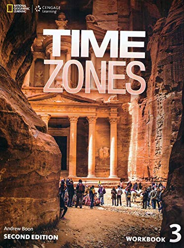 Time Zones 2nd Edition 3 Workbookの詳細を見る