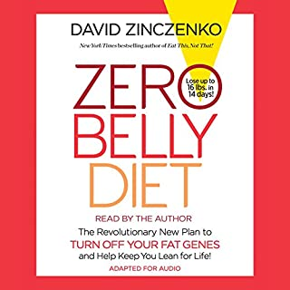 Zero Belly Diet cover art