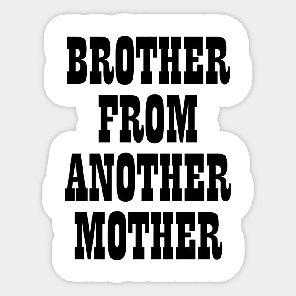 Brother Award from Another Mother Indianapolis Mall T-Stickers Funny Sticker Vinyl Stic