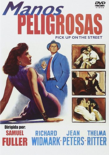 Manos Peligrosas (Import) (Dvd) (2014) Richard Widmark, Jean Peters, Thelma Ritt
