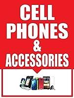 携帯電話とアクセサリー 18インチx24インチ 店舗 ビジネス 小売 プロモーションサイン 5 Pack