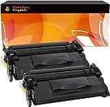 Cartridges Kingdom Kit 2 Toner Compatibili Nero per HP CF226X 26X | HP Laserjet Pro MFP M426DW, MFP M426FDN, MFP M426FDW, MFP M426FW, MFP M426N, MFP M426DN, M402D, M402DN, M402DNE, M402DW, M402N