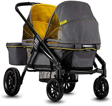 Evenflo Pivot Xplore All Terrain Stroller Wagon product image