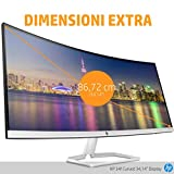 Zoom IMG-1 hp pc 34f curved monitor