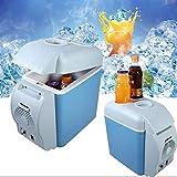 Portable 7.5L Mini Car Fridge Freezer Cooler/Warmer 12V Portable Fridge Refrigerator