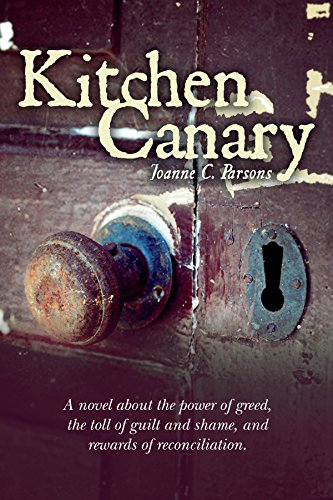 Book: Kitchen Canary by Joanne C. Parsons